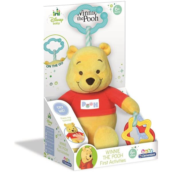 CLEMENTONI WINNIE THE POOH FIRST ACTIV