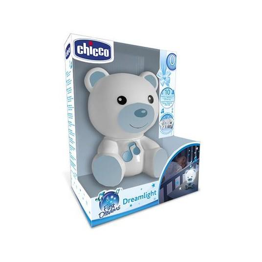 CHICCO FIRST DREAMLIGHT AZZURRO