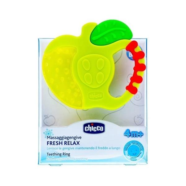 CHICCO MASSAGGIA GENGIVE FRESH RELAX 4M