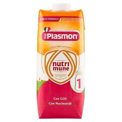 PLASMON LATTE NUTRIMUNE 1 LIQUIDO 500 ML