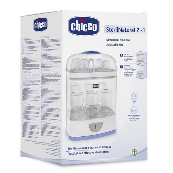 CHICCO STERILNATURA 2IN1