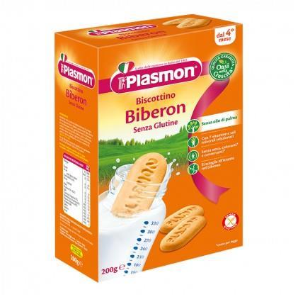 PLASMON BISCOTTINO PRIMI MESI 200 GR