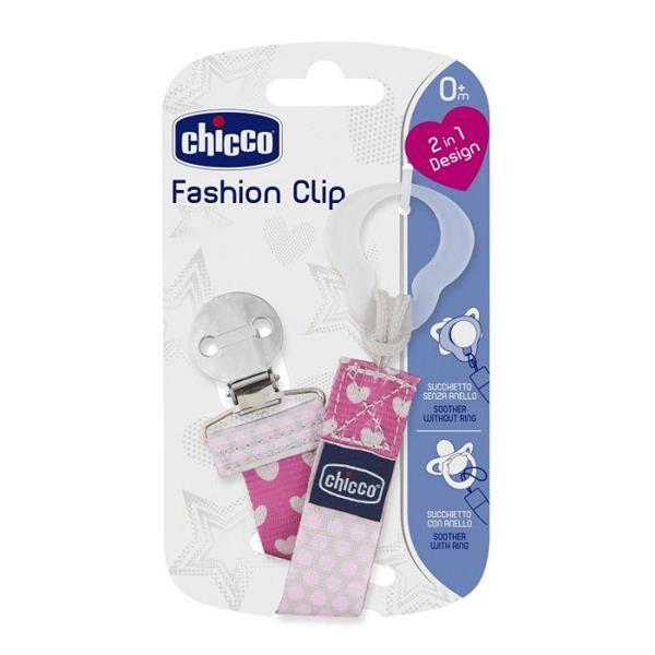 CHICCO CLIP FASHION BIMBA