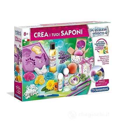 CLEMENTONI CREA I TUOI SAPONI8+