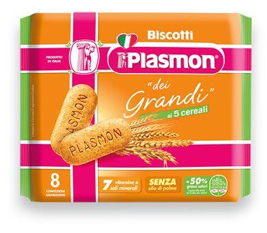 PLASMON BISCOTTI DEI GRANDI CEREALI 270 GR