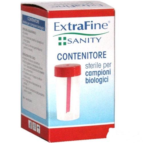 EXTRAFINE  SANITY CONT.FECI STERILE 60ML