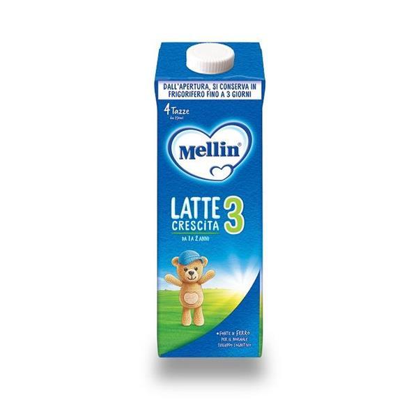 MELLIN 3 LATTE LIQUIDO 1 LT