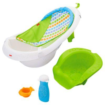 FISHER PRICE 4 IN 1 BAGNETTO