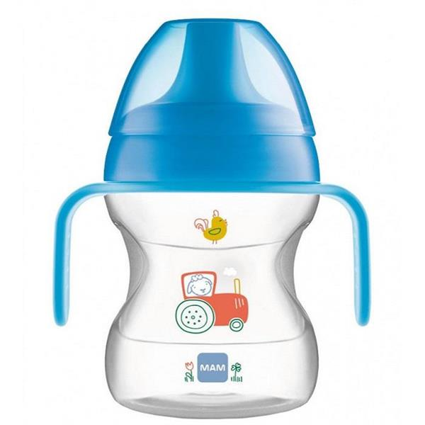 MAM LEARN TO DRINK CUP 190 ML MASCHIO