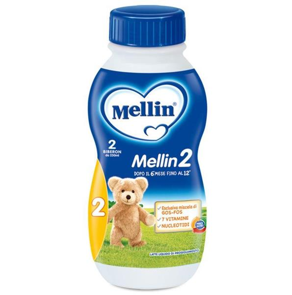 MELLIN 2 LATTE LIQ. ML500