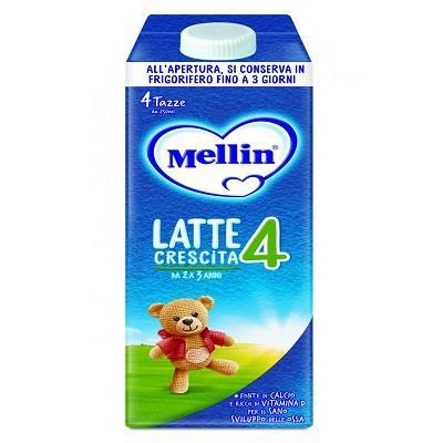 MELLIN 4 LATTE LIQUIDO 1 LT