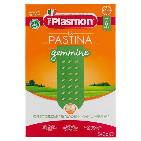 PLASMON PASTINA GEMMINE GR 340