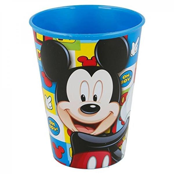 OLED MICKEY BICCHIERE PP 260ML