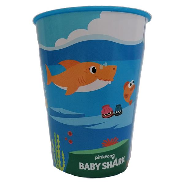 OLED  BABY SHARK BICCHIERE 260ML