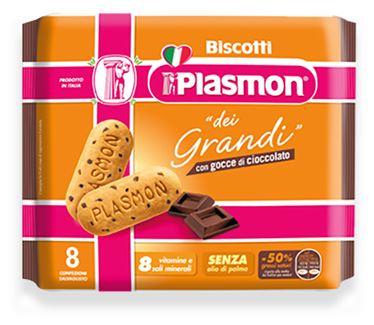 PLASMON BISCOTTI DEI GRANDI GOCCE GR 270