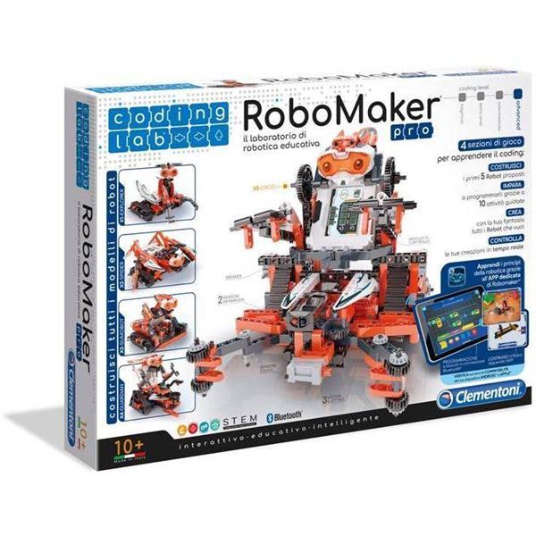 CLEMENTONI ROBOMAKER LABORATORIO DEI ROBOT