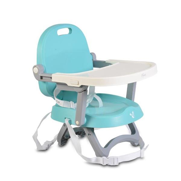 CANGARO BABY BOOSTER SEAT PAPAYA TURCHESE