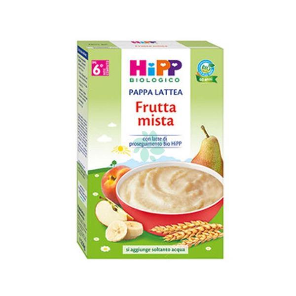 HIPP PAPPA LATTEA 250GR FRUTTA MISTA