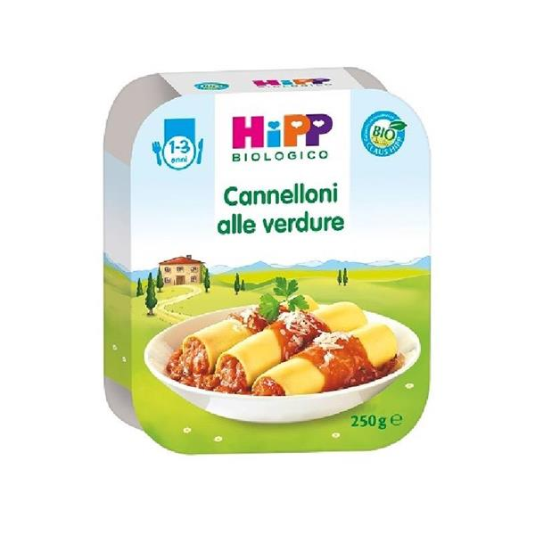 HIPP PRONTI 250GR CANNELLONI VERDURE
