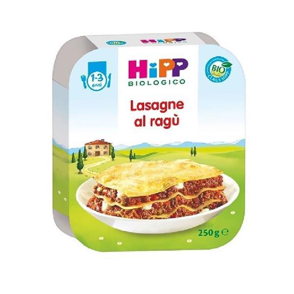 HIPP PRONTI 250GR LASAGNA AL RAGU