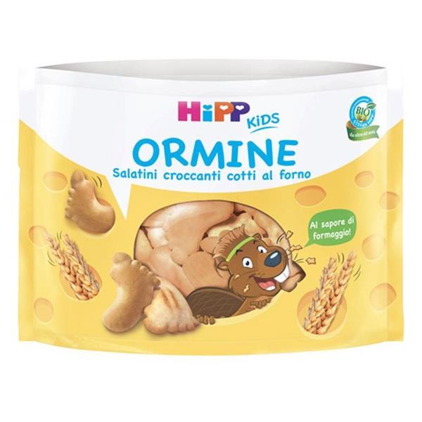 HIPP SNACK 28GR ORMINE