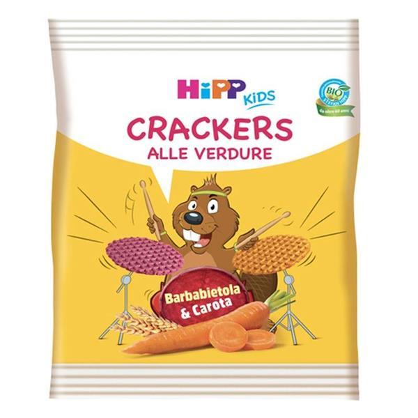 HIPP SNACK 25GR CRACKERS VERDURE
