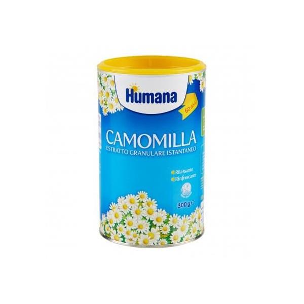 HUMANA TISANA CAMOMILLA GRANULARE 300 GR.