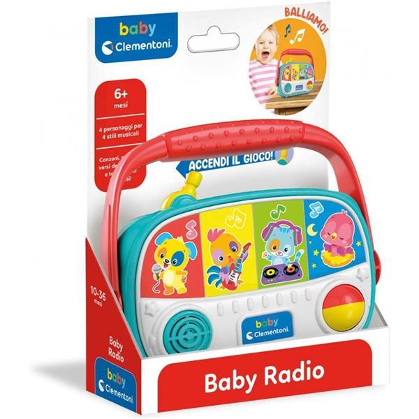 CLEMENTONI BABY RADIO