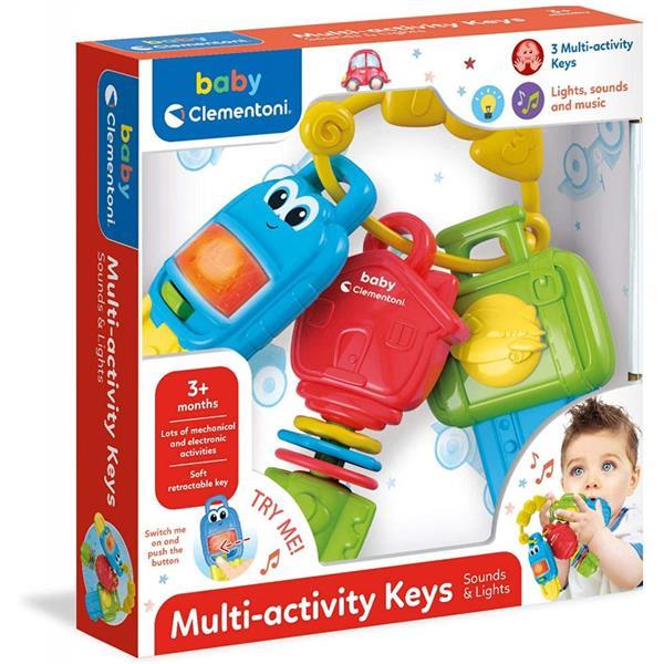 CLEMENTONI BABY ACTIVITY KEY S