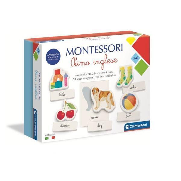 MONTESSORI PRIMO INGLESE