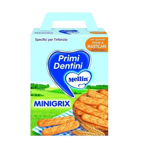 MELLIN MINIGRIX 180GR
