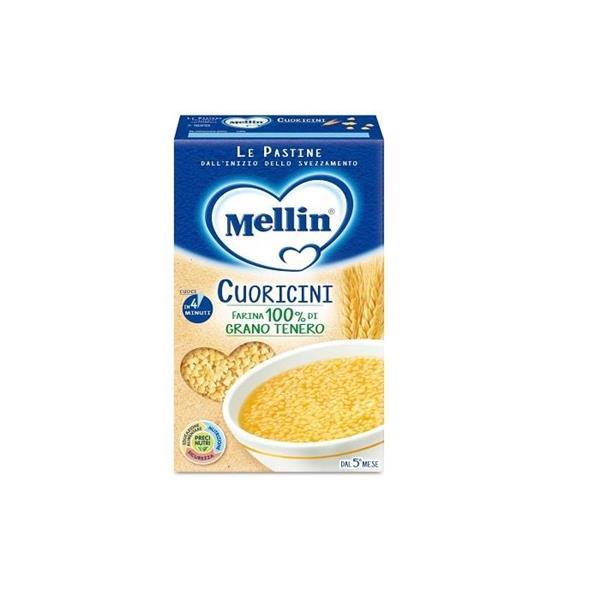 MELLIN PASTINA 350GR CUORICINI