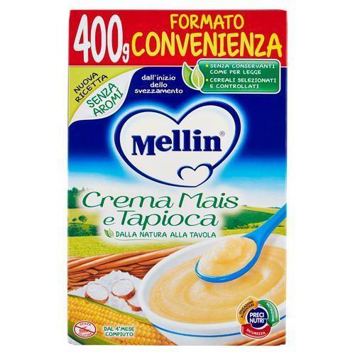 MELLIN FARINE MAIS TAPIOCA GR400