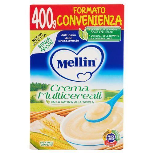 MELLIN FARINE MULTICEREALI GR400
