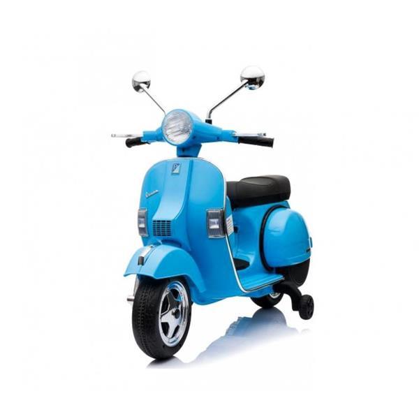 LAMAS TOYS VESPA PX 150 12V BLUE