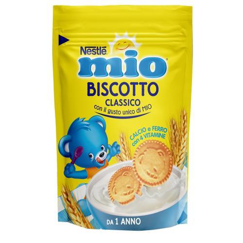 NESTLE MIO BISCOTTO CLASSICO AL BURRO 180G