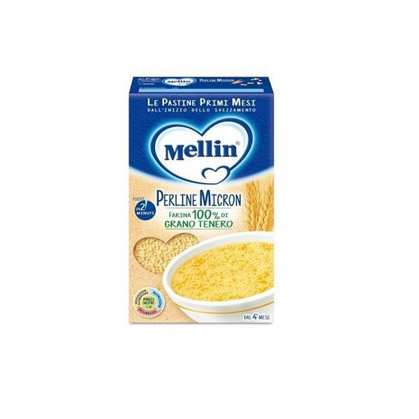 MELLIN PASTINA 350GR PERLINE MICRON