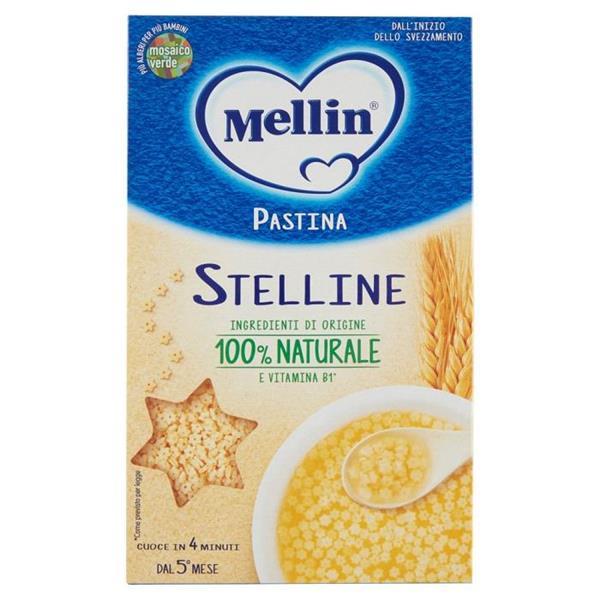 MELLIN PASTINA 350GR STELLINE