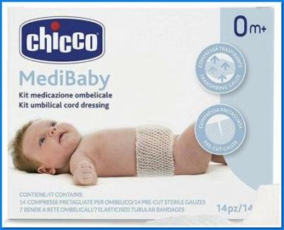 CHICCO KIT MEDICALE OMBELICALE