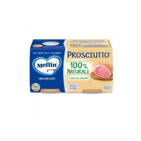 MELLIN OMO CARNE 2X120 PROSCIUTTO