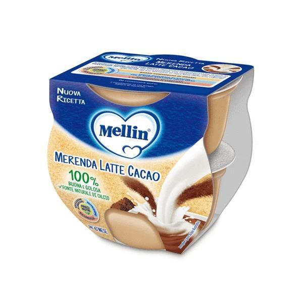 MELLIN MERENDA LATTE CACAO GR200