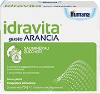 HUMANA INTEG. IDRAVITA ARANCIA 75GR.