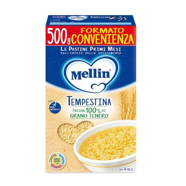 MELLIN PASTINA TEMPESTINA 500GR