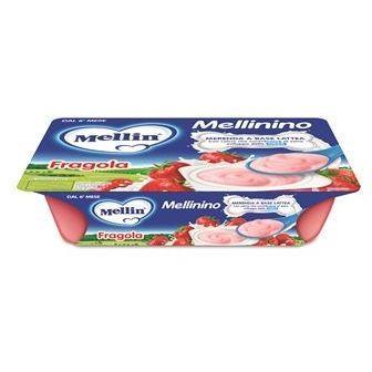MELLININO FRAGOLA 6X55GR
