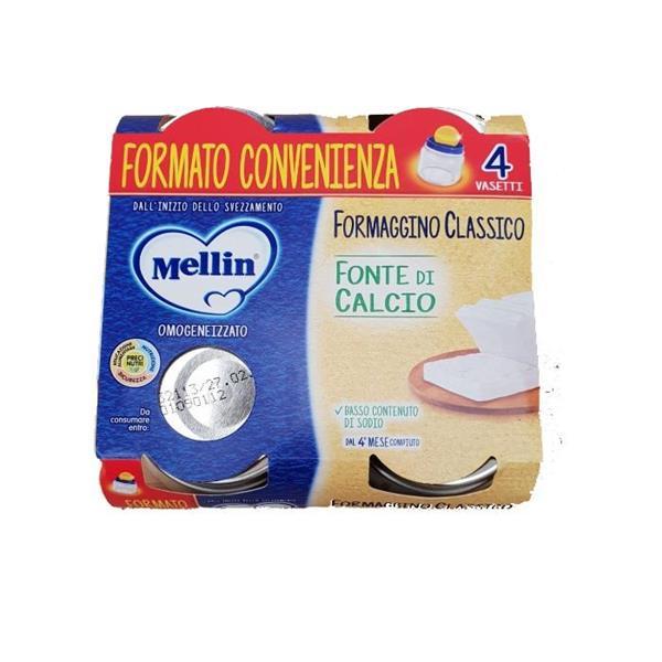 MELLIN OMO FORMAGGINO 4X80 CLASSICO