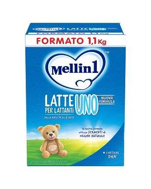MELLIN 1 LATTE POLVERE 1,1KG