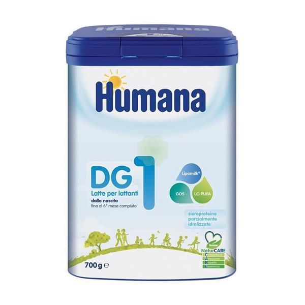 HUMANA LATTE DG1 POLVERE 700GR