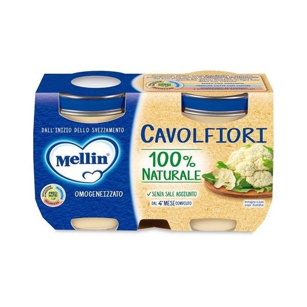 MELLIN OMO VERDURE CAVOLFIORE2X125G