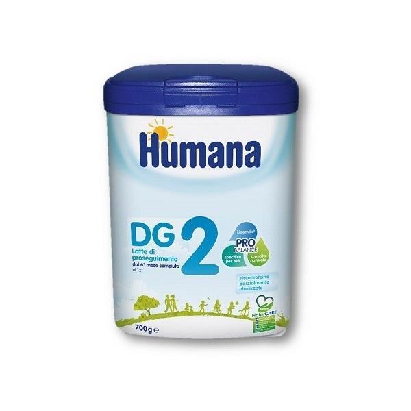 HUMANA LATTE DG2 700GR NATCARE N