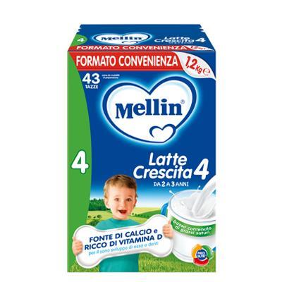 MELLIN 4 LATTE CRESCITA 1,2KG